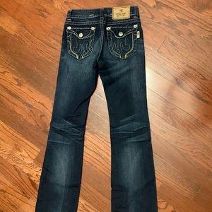 MEK Jeans, size 25- 34L